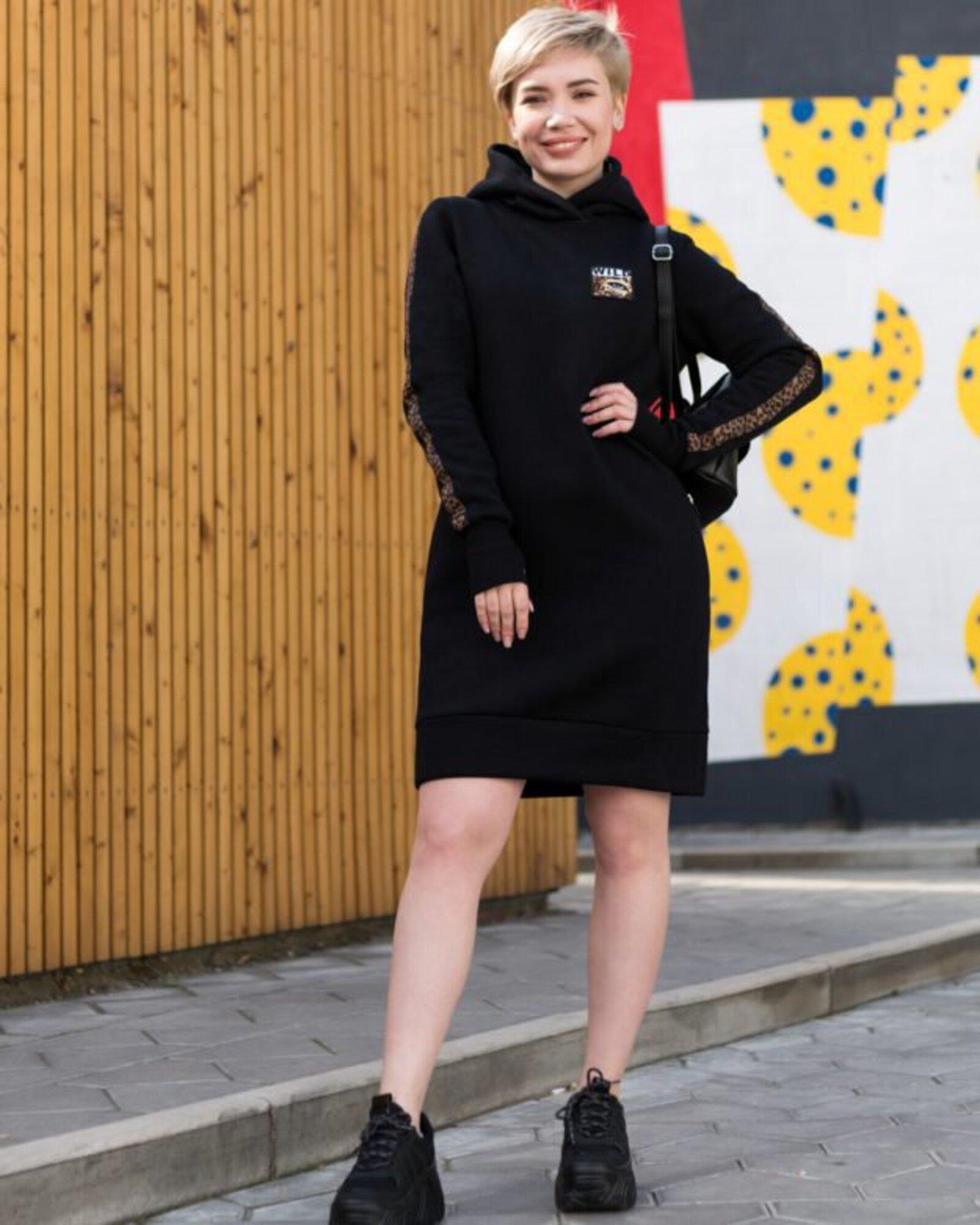 Платье женское «Гепард»