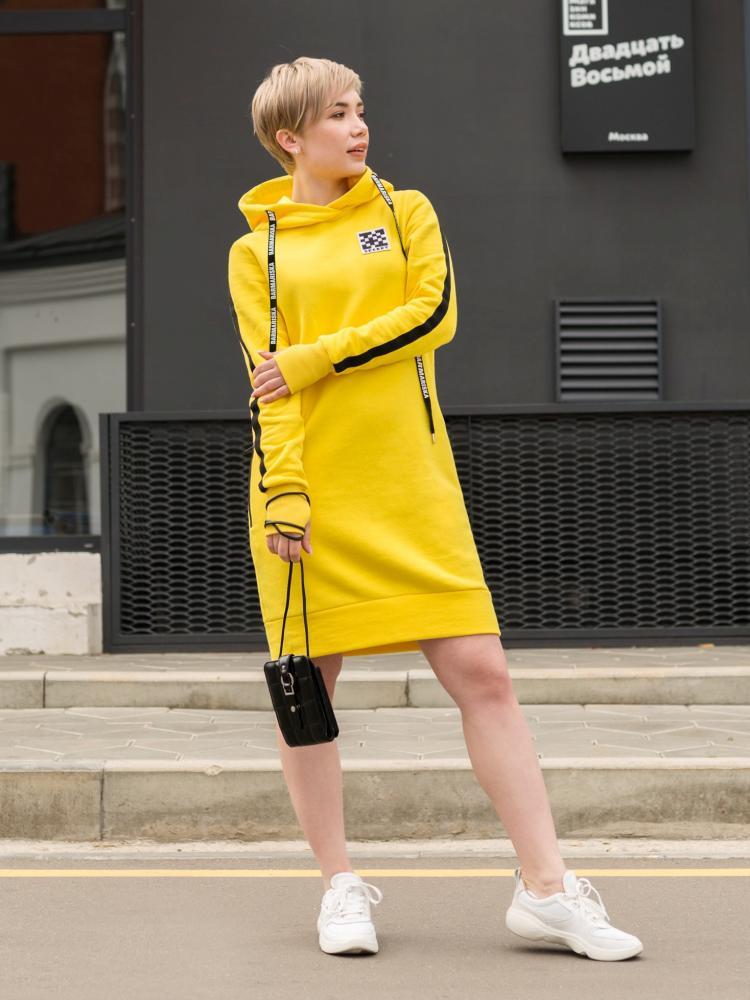 Платье женское «QRcode»