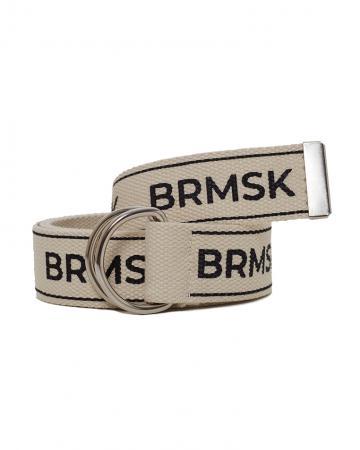 Пояс BRMSK бежевый